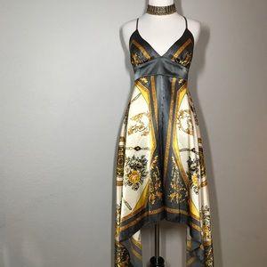 Dresses & Skirts - ⚜️2 Silk Scarf Dress ⚜️